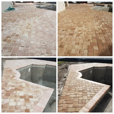ict1 Sealing Pavers & Paver Solutions in South Florida