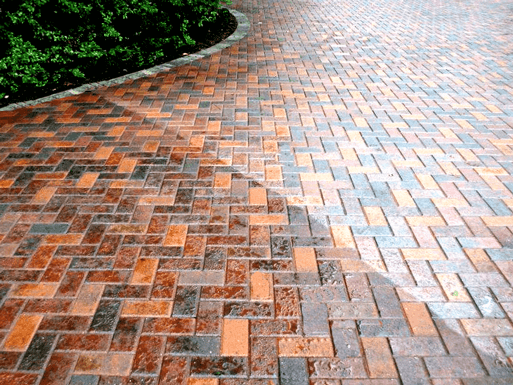 wet look paver home Home